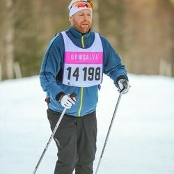 Skiing 90 km - Tomas Dannberg (14198)