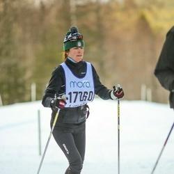 Skiing 90 km - Catarina Nyman (17060)