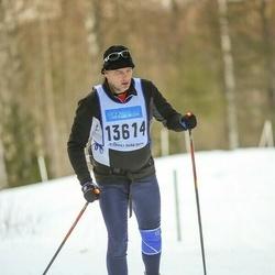 Skiing 90 km - Micael Hallgren (13614)