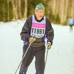 Skiing 90 km - Christer Ehn (11981)