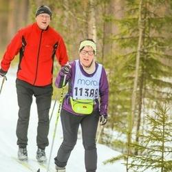 Skiing 90 km - Barbro Hansson (11388)