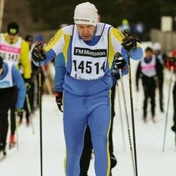 Skiing 90 km - Eddie Wingren (14514)