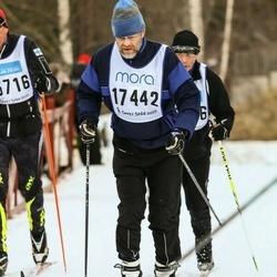 Skiing 90 km - Jan-Peter Eriksson (17442)