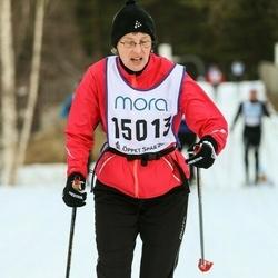 Skiing 90 km - Eva Nikander (15013)