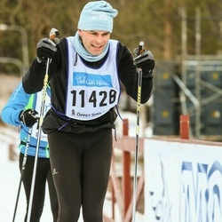 Skiing 90 km - Jelmer Rouwé (11428)