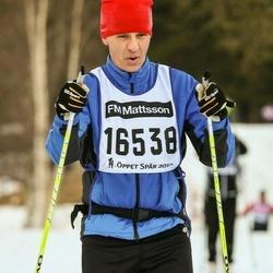 Skiing 90 km - Anders Larsson (16538)