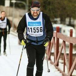 Skiing 90 km - Henrik Tunfors (11556)