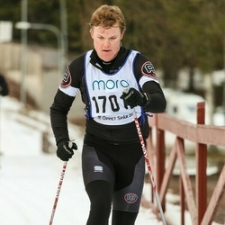 Skiing 90 km - David Andersson (17015)