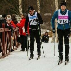 Skiing 90 km - Börje Pålsson (11458)