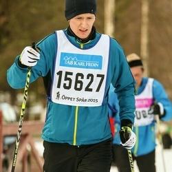 Skiing 90 km - Daniel Bränholm (15627)