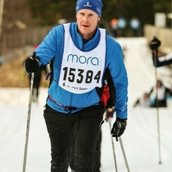 Skiing 90 km - Anders Svensson (15384)