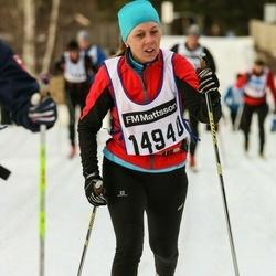 Skiing 90 km - Diana Åhlén (14940)