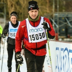 Skiing 90 km - Eric Swensson (15030)