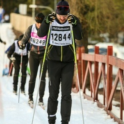 Skiing 90 km - Mats Andersson (12844)