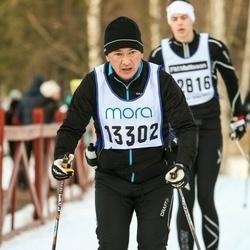 Skiing 90 km - Björn Sundin (13302)