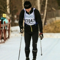 Skiing 90 km - Henrik Widlund (17047)