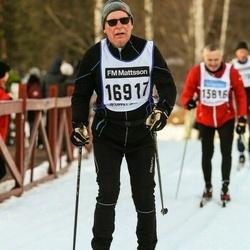 Skiing 90 km - Bo Karlsson (16917)