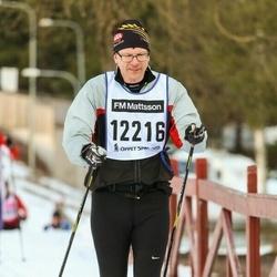 Skiing 90 km - Fredrik Wahlin (12216)