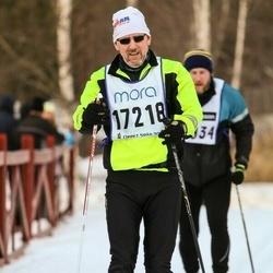 Skiing 90 km - Charlie Edlund (17218)