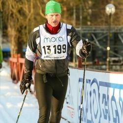 Skiing 90 km - Henric Wiklund (13199)
