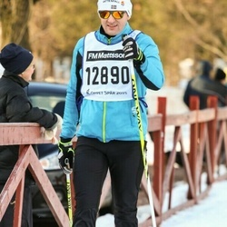 Skiing 90 km - Fredrik Lundberg (12890)