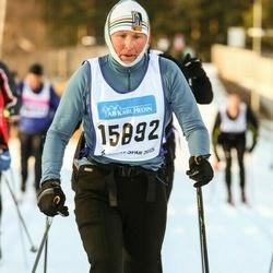 Skiing 90 km - Susan Sherman (15892)
