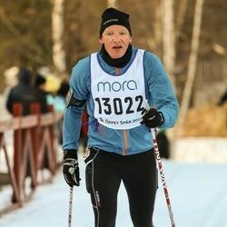 Skiing 90 km - Carsten Balslev Sørensen (13022)