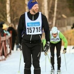 Skiing 90 km - Robert Legén (15715)