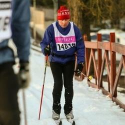 Skiing 90 km - Merten Larisch (14016)