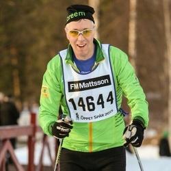 Skiing 90 km - Magnus Johansson (14644)
