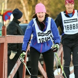 Skiing 90 km - Annika Rabe (16891)