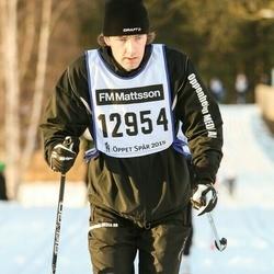 Skiing 90 km - Daniel Svensson (12954)