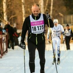 Skiing 90 km - Åke Rehn (18173)