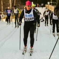 Skiing 90 km - Agneta Andersson (15686)