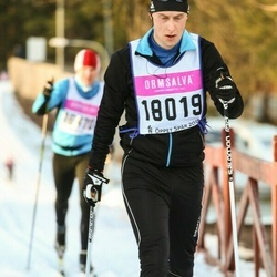 Skiing 90 km - Henrik Färnstrand (18019)