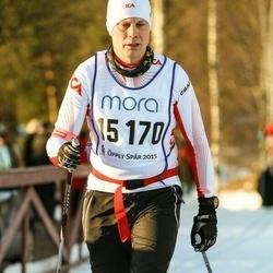 Skiing 90 km - Dan Andersson (15170)