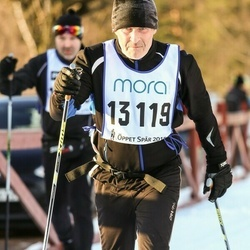 Skiing 90 km - Peter Bergenlind (13119)