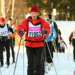 Skiing 90 km - Ann-Christin Lindberg (11902)