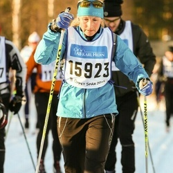 Skiing 90 km - Anna Bolmstedt Lundberg (15923)