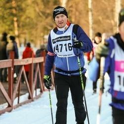 Skiing 90 km - Christer Hoffman (14716)