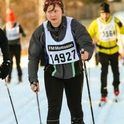 Skiing 90 km - Ella Hambeson (14927)