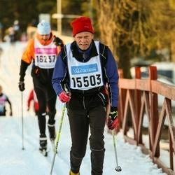 Skiing 90 km - Arne Pontan (15503)