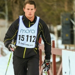 Skiing 90 km - David Bergh (15112)