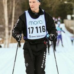 Skiing 90 km - Christer Hahlin (17116)