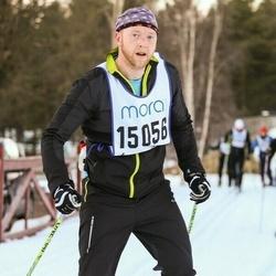 Skiing 90 km - Björn Andersson (15056)