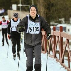 Skiing 90 km - Dennis Carlsson (15109)
