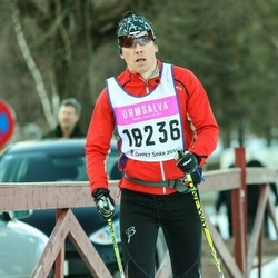Skiing 90 km - Björn Rudlund (18236)