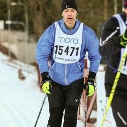Skiing 90 km - Niklas Selander (15471)