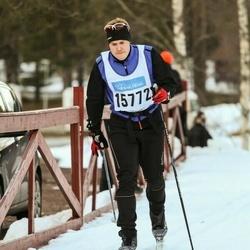 Skiing 90 km - Daniel Severinsson (15772)