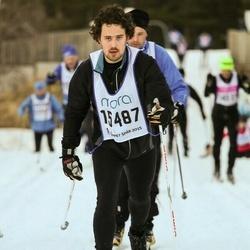 Skiing 90 km - Jonatan Sjölander (15487)